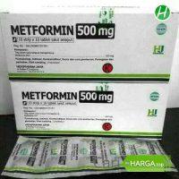 Harga Metformin