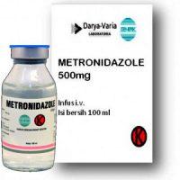 Harga Metronidazole Infus