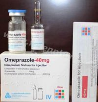 Harga Omeprazole Injeksi