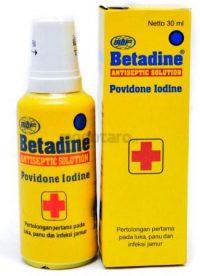 Harga Produk Betadin Solution