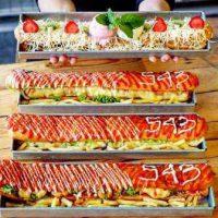 Harga Roti John panjang (long)