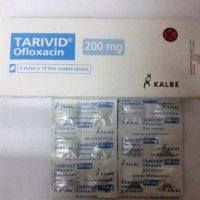 Harga Tarivid 200Mg