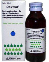 Harga dextral syrup