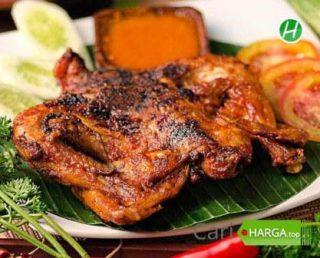 Harga Ayam Taliwang