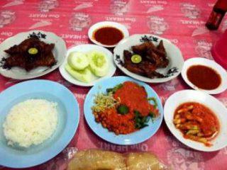 Harga Ayam Taliwang Pak Udin