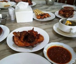 Harga Ayam Taliwang Teuku Umar Denpasar