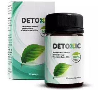 Harga Detoxic