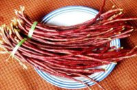 Harga Kacang Panjang Merah