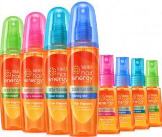 Harga Makarizo Hair Energy Scentsations