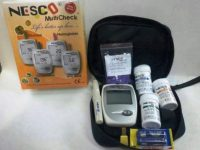 Harga Nesco cek gula darah