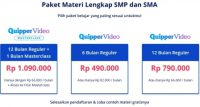 Harga Quipper video