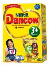 Harga Susu Dancow 3+