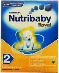 Harga Susu Nutrilon Baby Royal 2