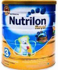 Harga Susu Nutrilon Royal 3