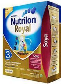 Harga Susu Nutrilon Royal Soya 3