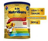 Harga Susu S26 Nutrisure Gold