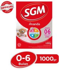 Harga Susu SGM 1000 Gr