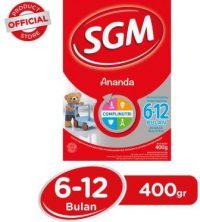Harga Susu SGM 6-12 Bulan