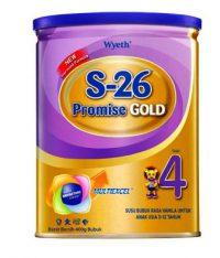 Harga Susu s26 gold tahap 4