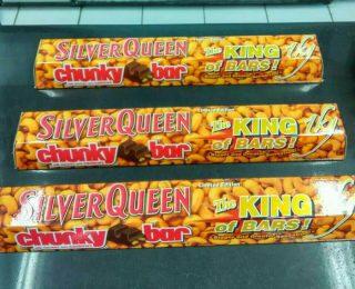 Coklat Silverqueen 1 kg Murah