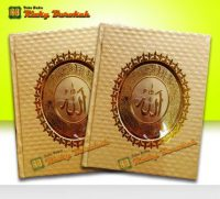 Harga Buku Yasin Hard Cover Emas Timbul
