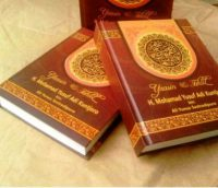 Harga Buku Yasin Silk Cover