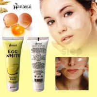 Harga Egg White Peel of Mask Hanasui