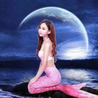 Harga Kostum Mermaid Jenis Jersey Dewasa