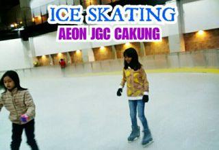 Harga Ice Skating JGC