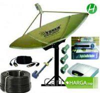 Harga Antena Parabola