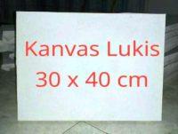 Harga Kanvas Lukis 30x40
