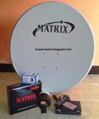 Harga Produk Antena Parabola Merek Matrix