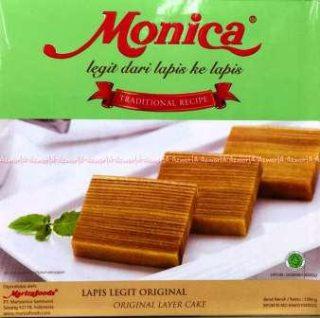 Harga Lapis legit Monica