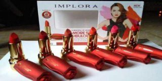 Harga Lipstik Implora Mawar