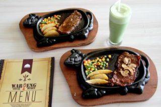 Harga Sirloin Di Waroeng Steak