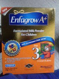 Harga Susu Enfagrow Step 3