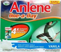 Harga susu Anlene One A day