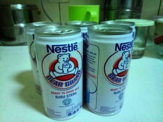 Harga susu beruang 1 dus