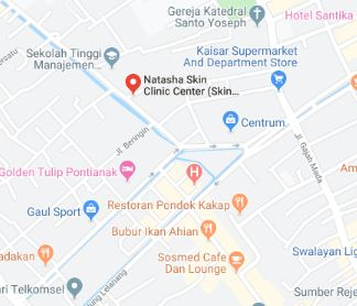 Daftar Lokasi Cabang Perawatan Natasha