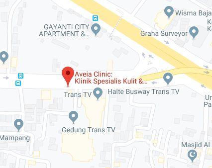 Daftar Lokasi Cabang Aveia Clinic