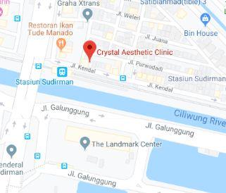 Daftar Lokasi Perawatan Crystal Clinic