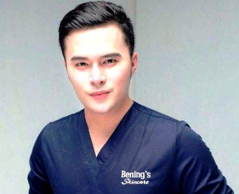 Dr Oky Pratam Pemilik Benings Skincare
