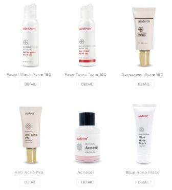 Ringkasan Jenis Produk di Alana Skin Care