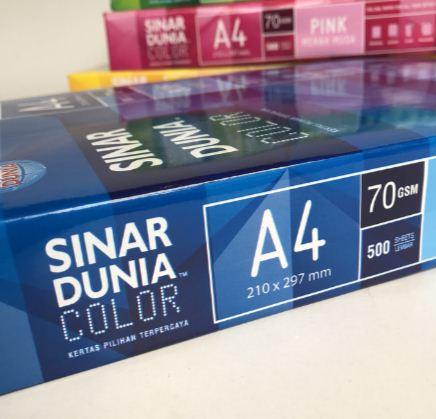 Harga Kertas A4 di Kalimantan Timur