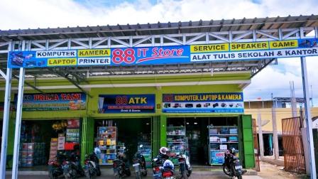 Pasar ATK di lampung