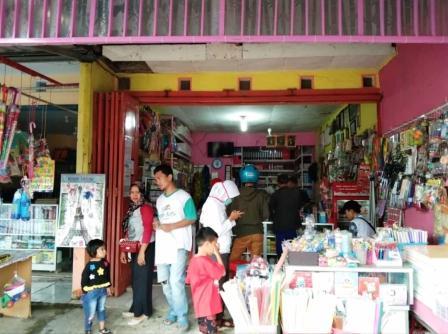 Pasar Atk di banten