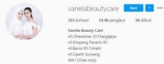 Daftar Lokasi Vanela Beauty Care
