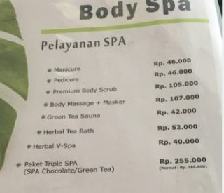 body spa intan skincare
