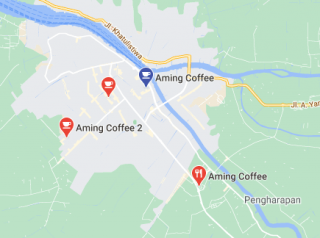 Alamat Aming Coffe