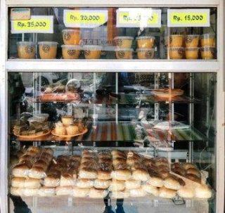 Harga Makanan dan Minuman di Kopi Aming